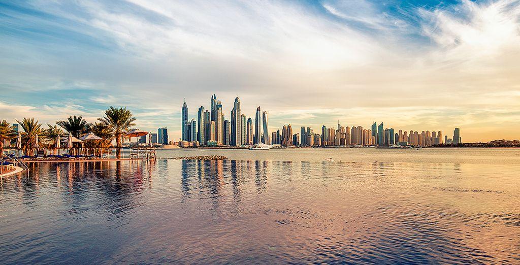 Disfruta de Dubái de día...