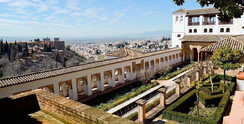 Escapada de fin de semana a Granada