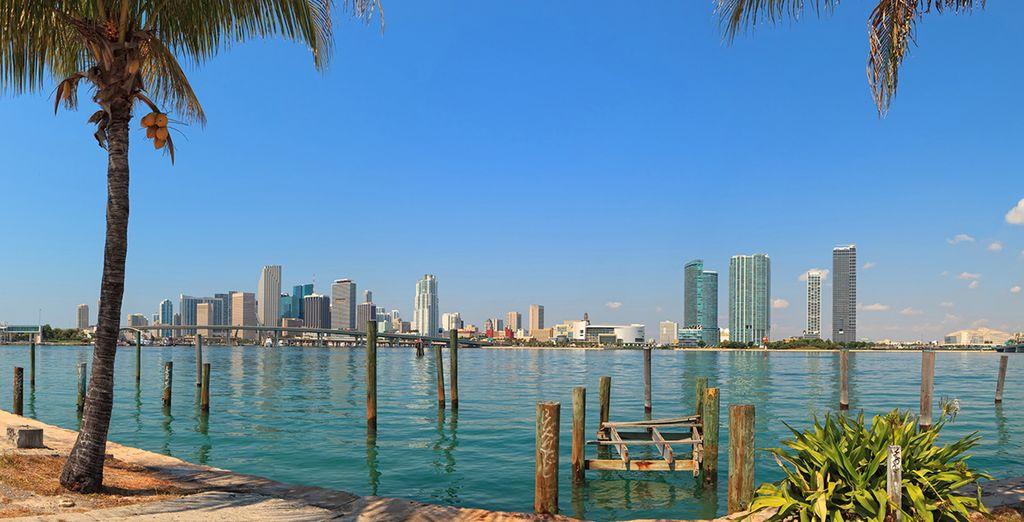 Miami, un paraíso tropical al sur de Florida