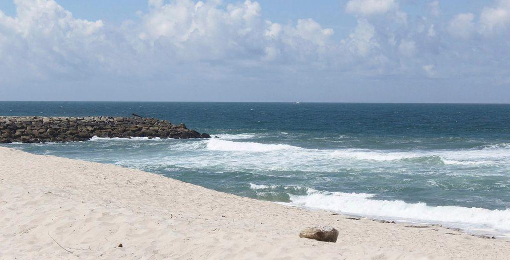 Una preciosa zona de playa