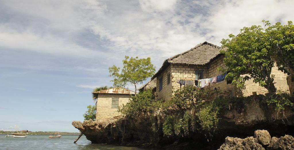 Si elije la opción de 10 noches visitará la isla Wasini