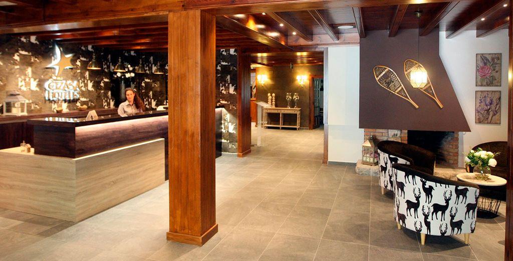 Bienvenido a tu Hotel & Spa Real Villa Anayet 4*