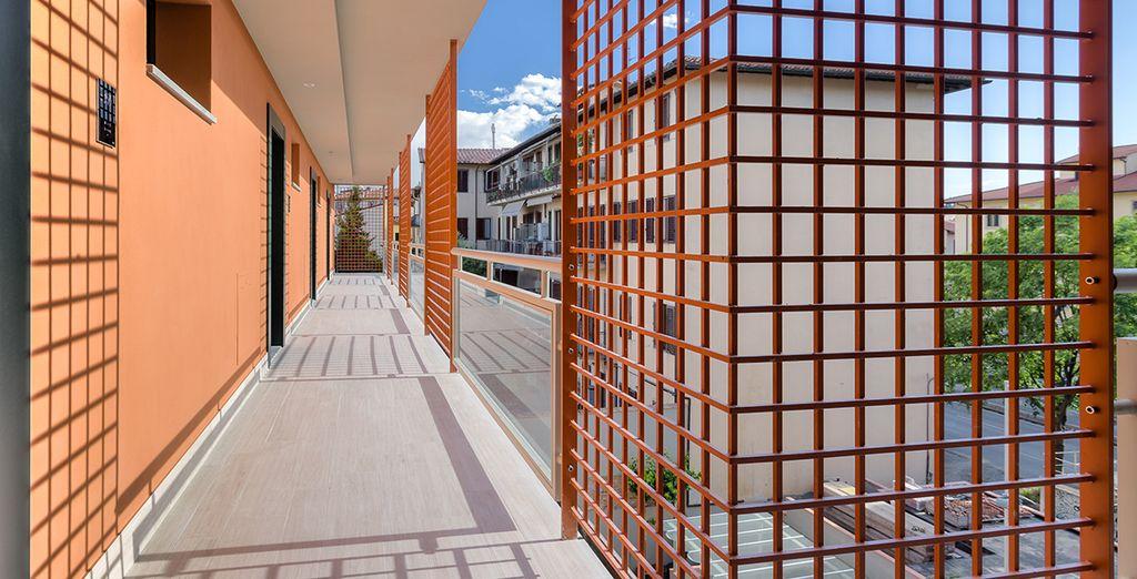 Una arquitectura moderna