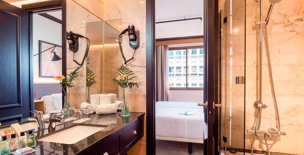 Baños con estilo y buen gusto