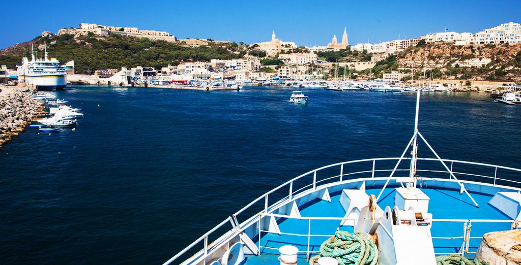 Opiniones combinado sicilia y malta con coche voyage priv for Cuarto de zanty ferry
