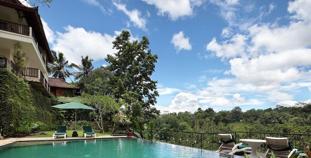 Puri Bunga Resort, Ubud