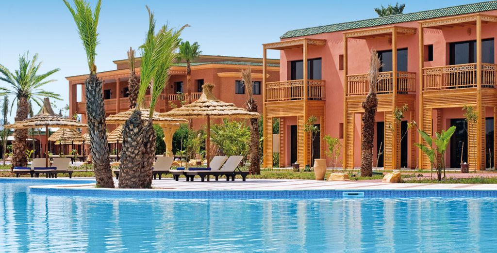 Bienvenido a LABRANDA Aqua Fun Club Marrakech 4*