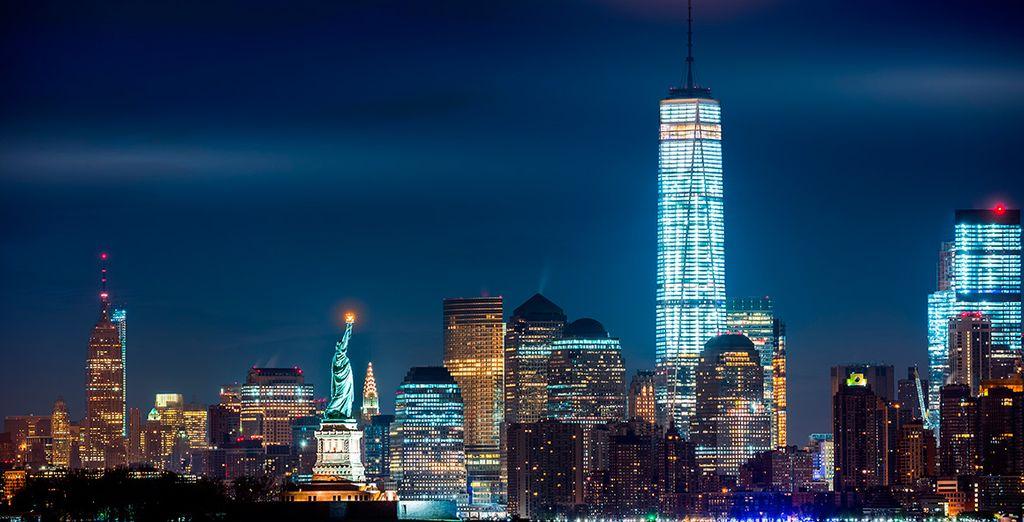 Nueva York, conocida como