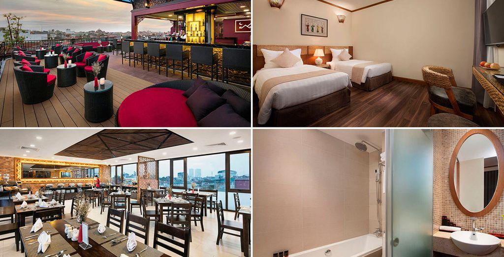 Tu hotel MK Premier Boutique Hotel 4* en Categoría Superior