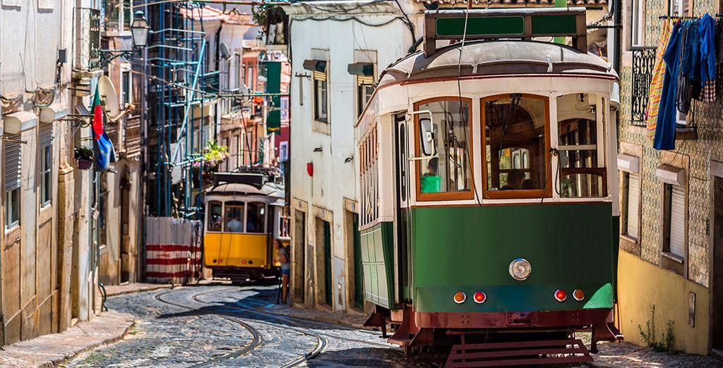 Escápate a Lisboa
