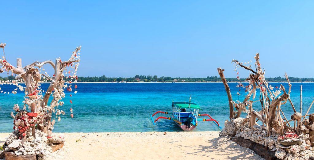 Descubra los tesoros que ofrece Indonesia