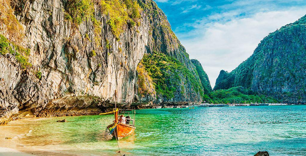 Unas vacaciones perfectas en Tailandia