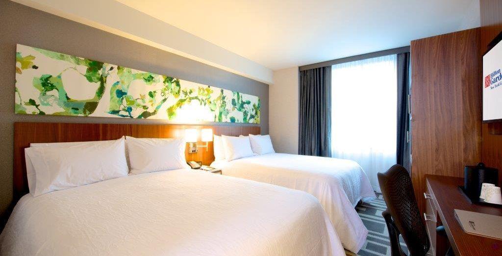 O en una habitación Doble con 2 camas dobles