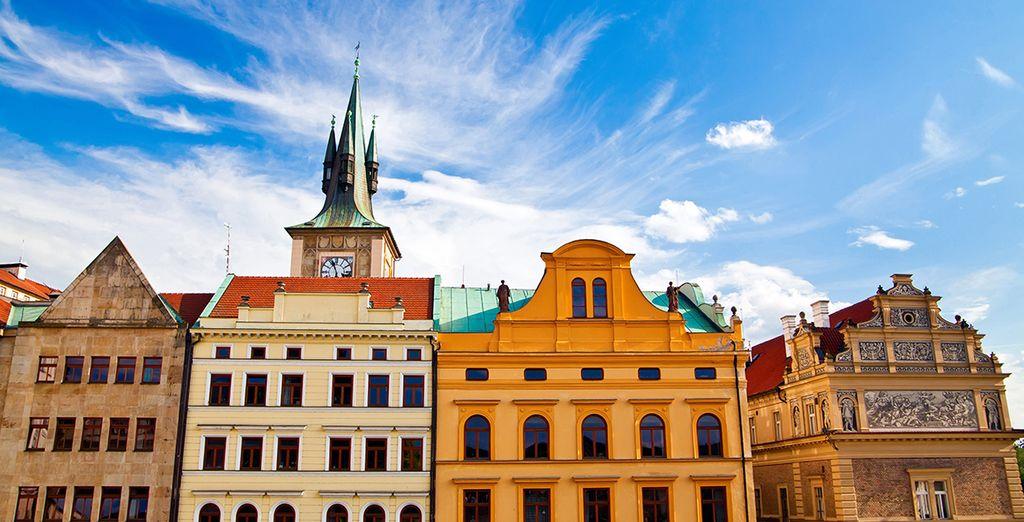 Descubra Praga en una visita de 3 noches