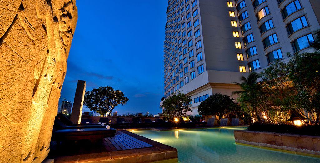 Un hotel bien ubicado, descubre comodidades modernas y agradables