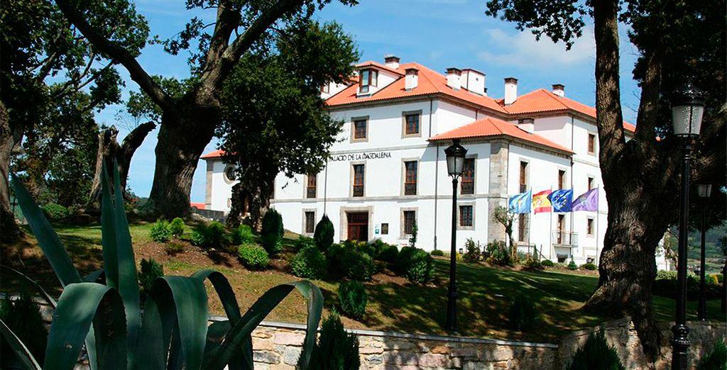 Hotel Palacio de la Magdalena 4*