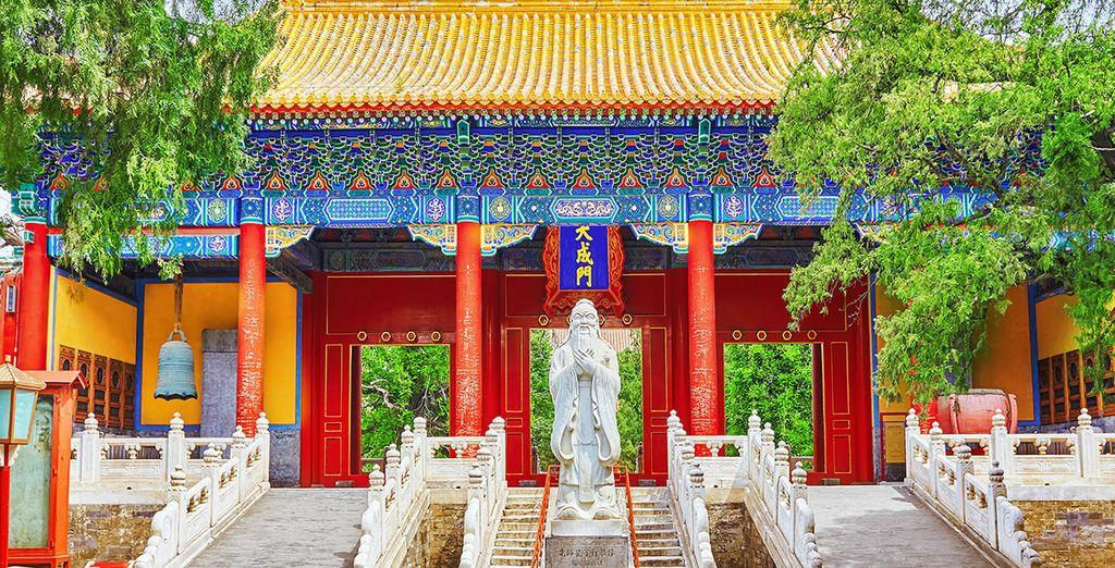Descubre la capital de China