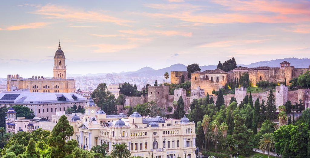 ¡Ven a conocer Málaga!
