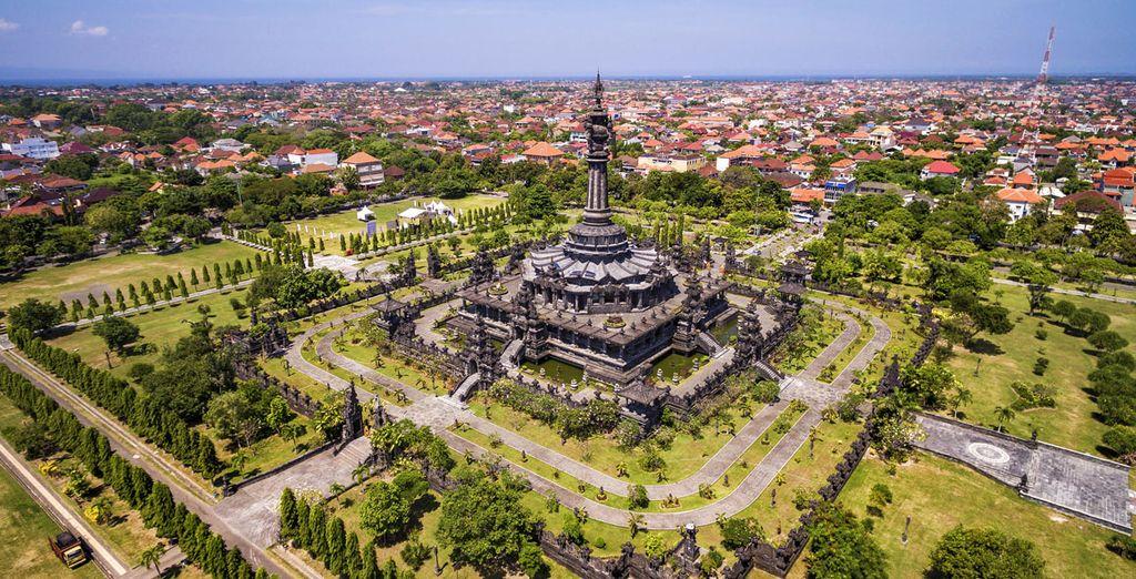 Descubre la capital Balinesa