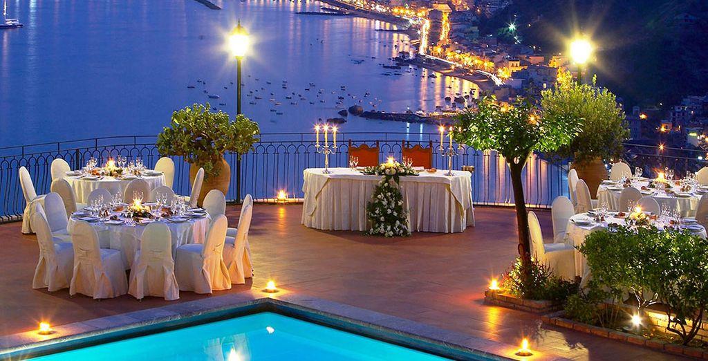 Disfruta de tus días en Villa Diodoro 4*