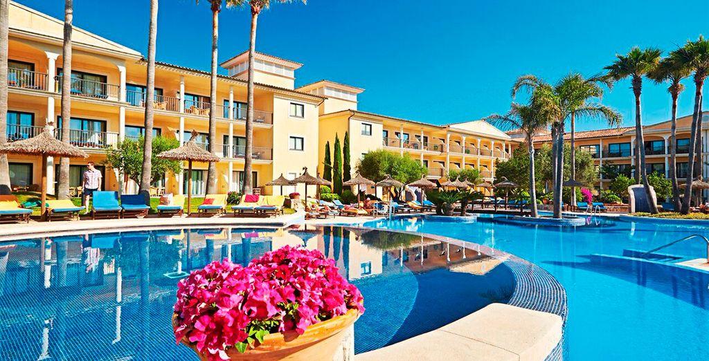 Hotel Sentido Mallorca Palace 5* - Mallorca