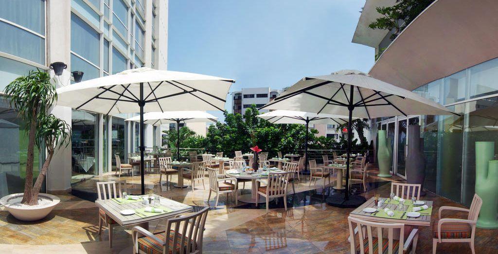 Hotel Kenzi Tower 5*