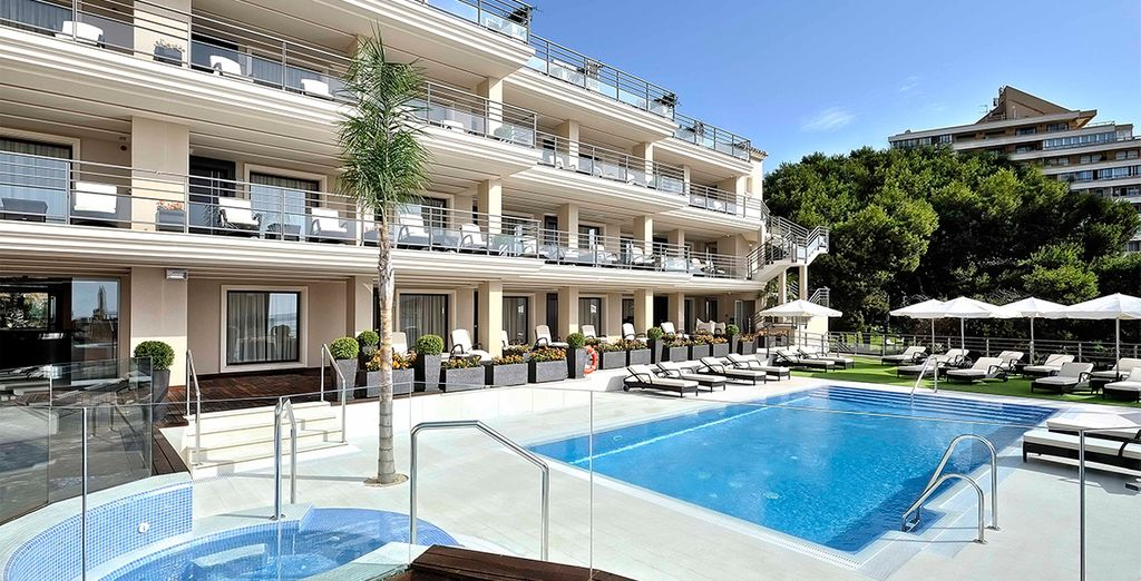 Vincci Selección Aleysa Hotel Boutique & Spa 5*