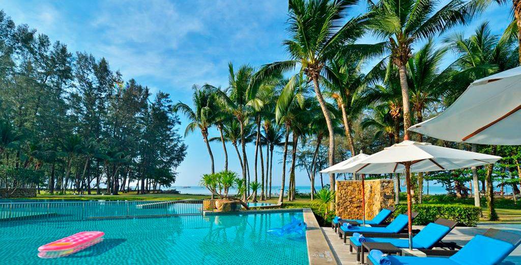 El hotel Dusit Thani Krabi 5* te espera