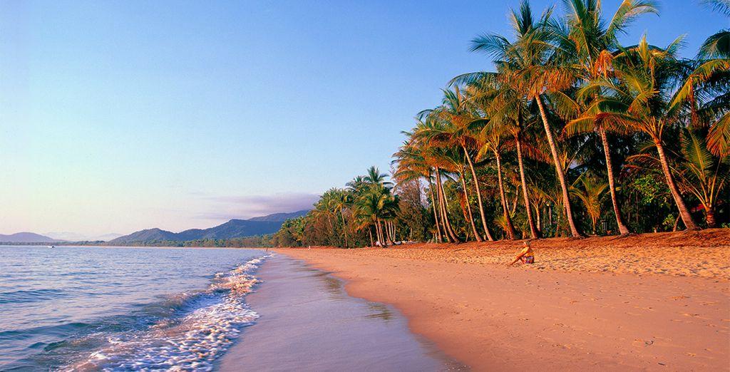 Después de visitar Sydney y hacer excursiones, se trasladará a Cairns, donde podrá disfrutar de unas fantásticas playas
