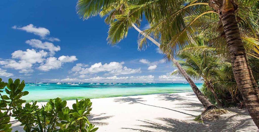 Boracay es un paraíso