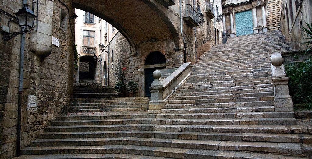 Ubicado en una zona muy tranquila de la ciudad a tan solo 10 minutos del centro histórico