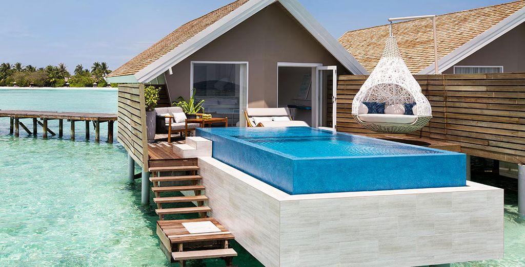Con piscina privada