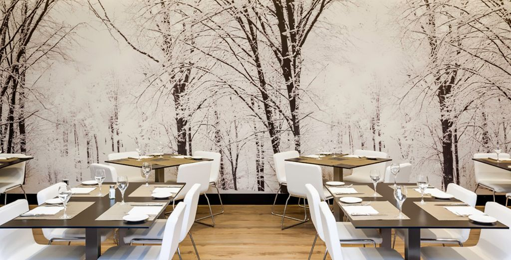 Un entorno relajado en el que saboreará los mejores platos
