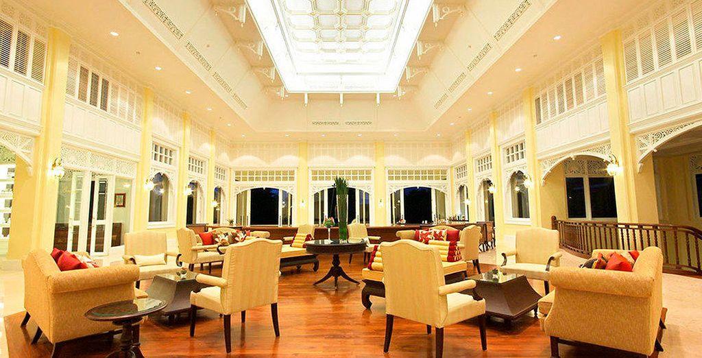 Le presentamos el lujoso Dheva Mantra Resort 5*, en Kanchanaburi