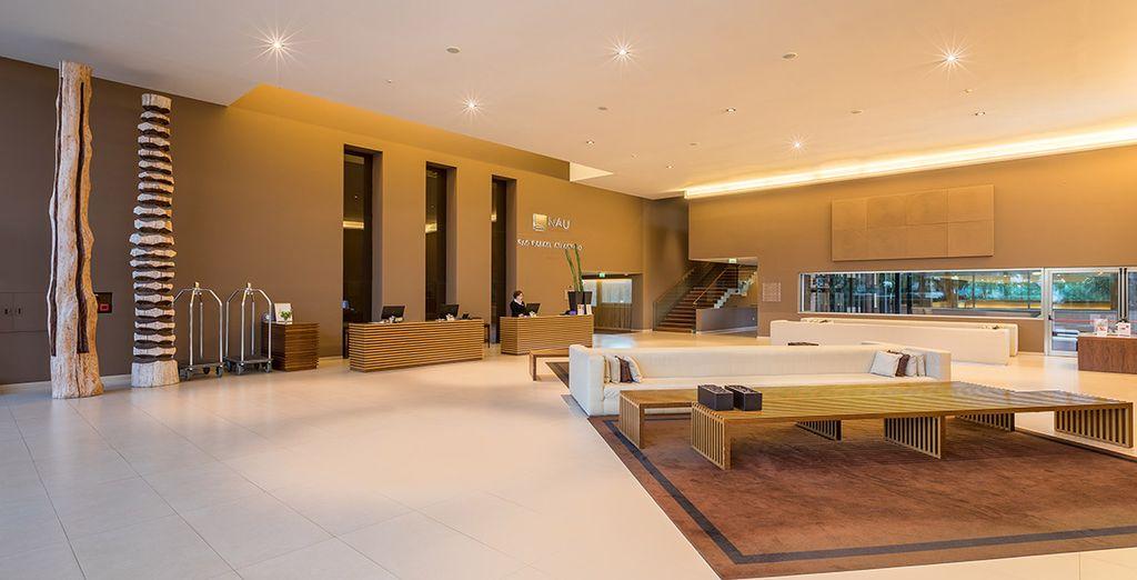 Interiores modernos y elegantes