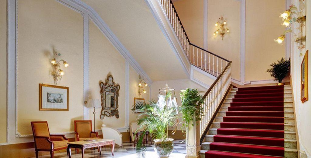 Interiores con encanto y clase