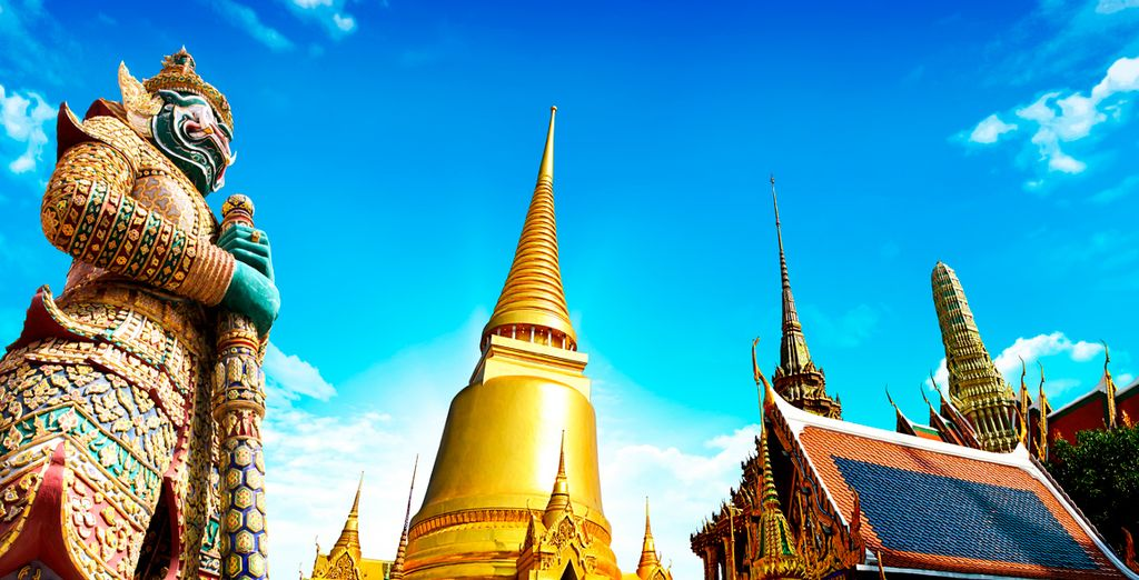 Tailandia le enamorará