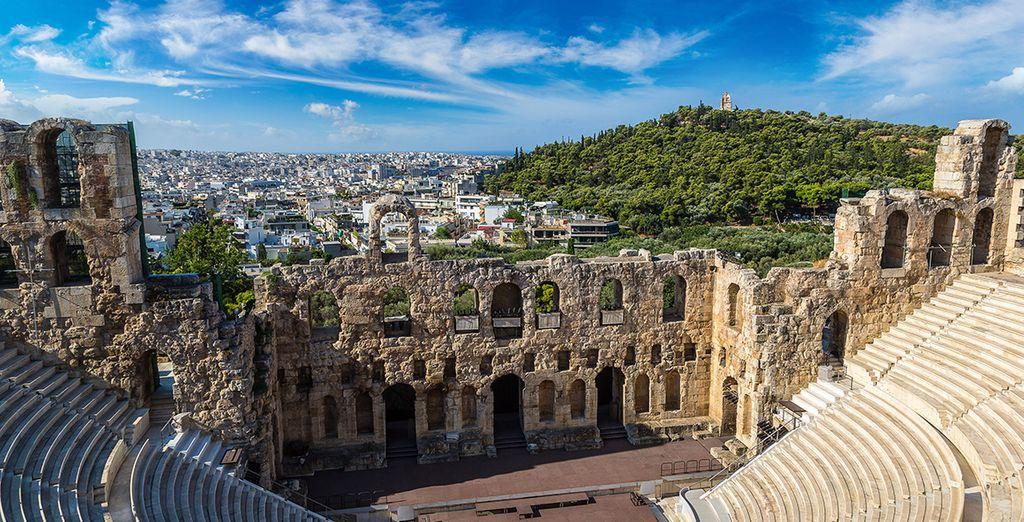 Reserve su hotel en Atenas con Voyage Privé