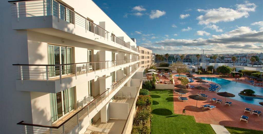 Los Apartamentos Turísticos Marina Club II te esperan