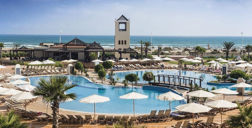 El Hotel Be Live Collection Saïdia 5* te espera en Saïdia, Marruecos