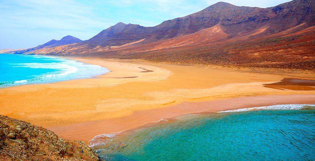 Fuerteventura te fascinará