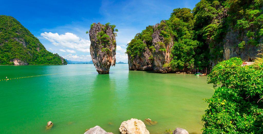 Phuket le encantará