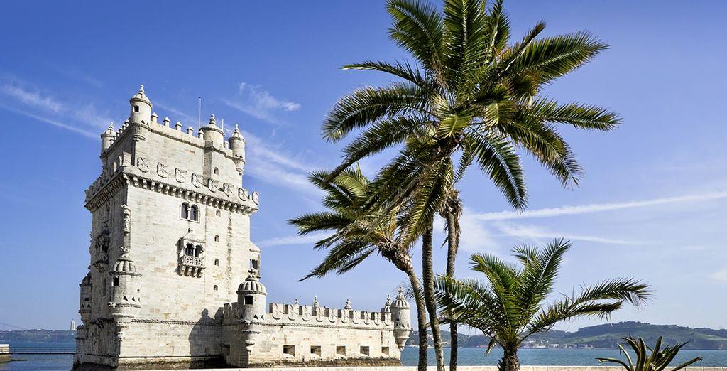 Partez visiter la ville de Lisbonne...