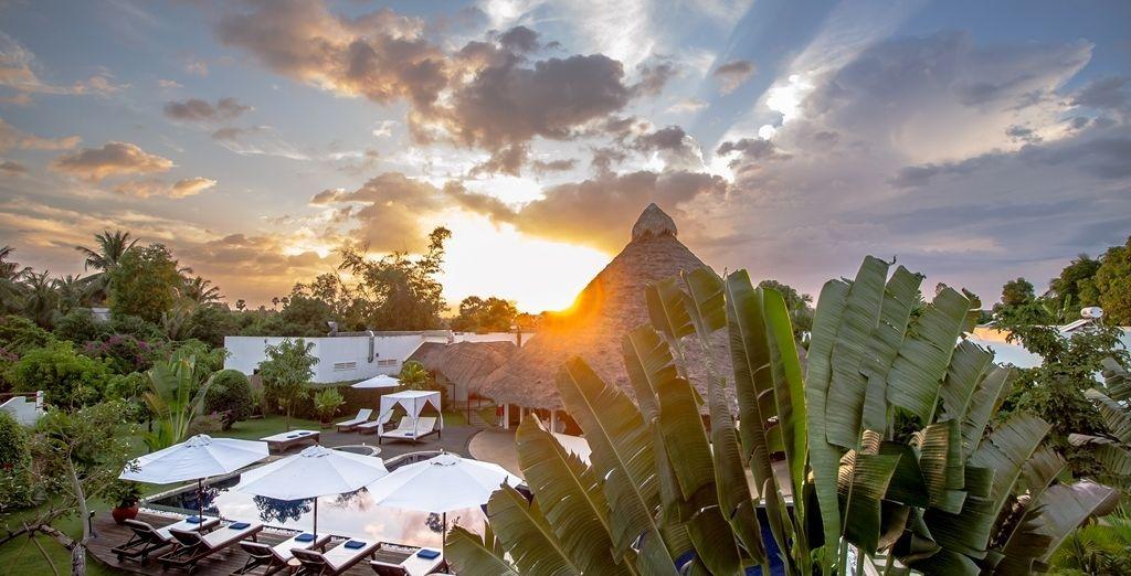 Êtes vous prêt pour des vacances de rêve ? - Navutu Dreams Resort & Spa 4* Siem Reap