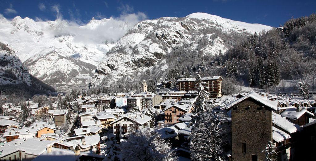Paesaggi della Valle d'Aosta