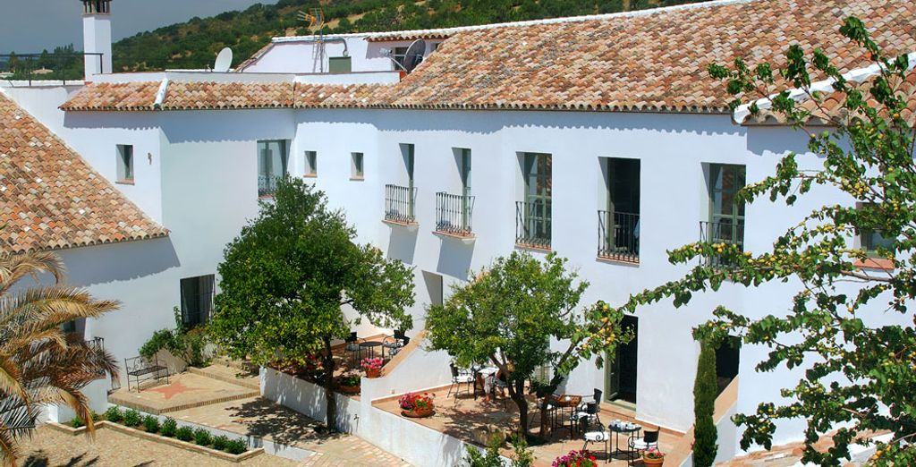 Construit selon la tradition Andalouse