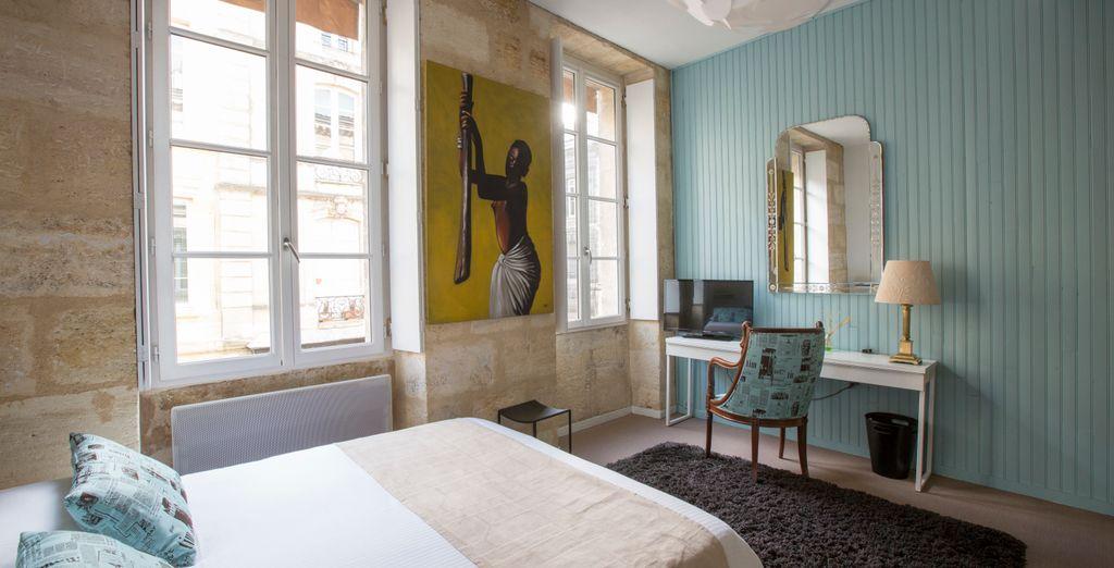 Hôtel haut de gamme à Bordeaux, sélectionné par Voyage Privé