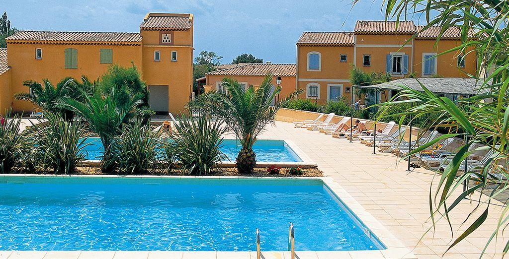 Les Villas Mazets