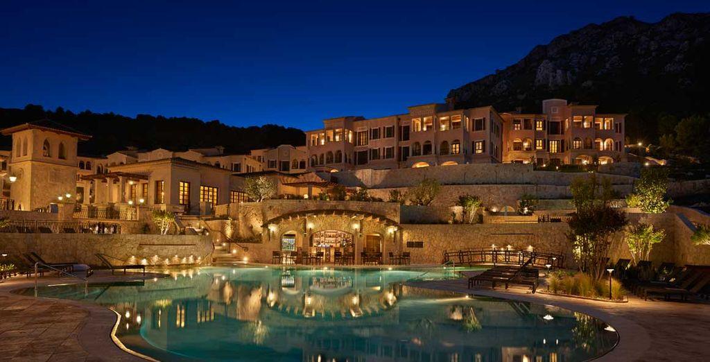 Hôtel Park Hyatt Mallorca 5* avec Voyage Privé