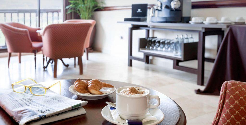 Commencez votre journée par un petit-déjeuner savoureux